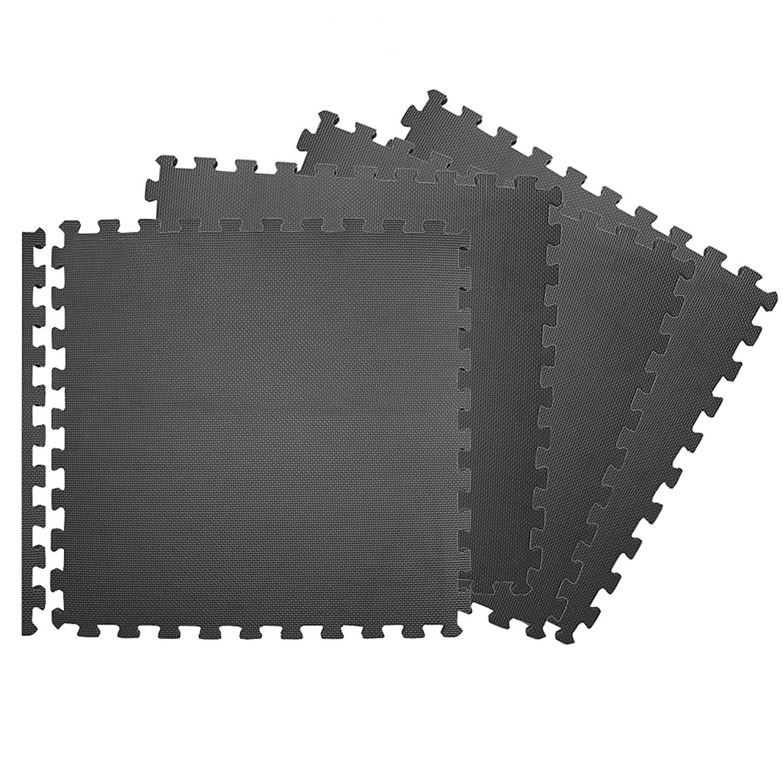 TRINFIT podložka Fitness Puzzle Mat černá