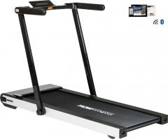 FLOW Fitness DTM300i z profilu + app