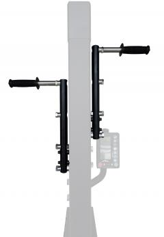 XEBEX Climber Extener Arms vyznačení adaptéru