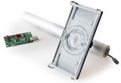 NOHrD SlimBeam electronic systém