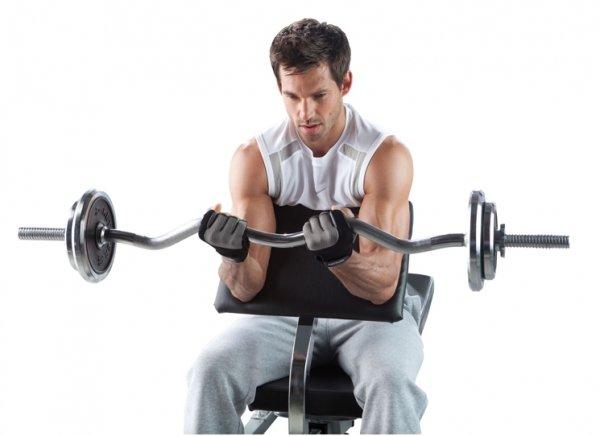 Kettler Bicepsový pult