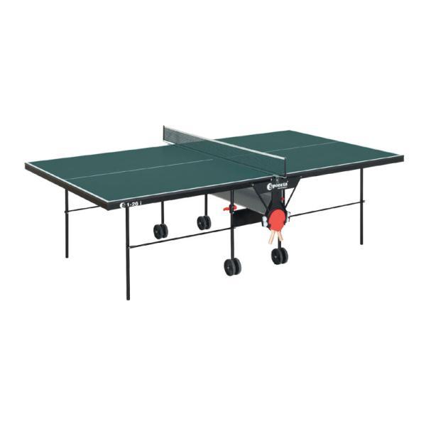 Stůl na stolní tenis SPONETA S1-26i - zelený