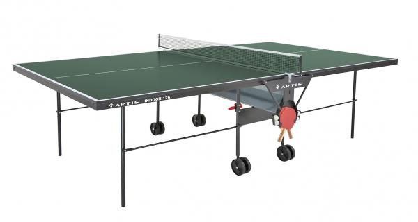 ARTIS Stůl na stolní tenis 126 indoor - hlavní pohled