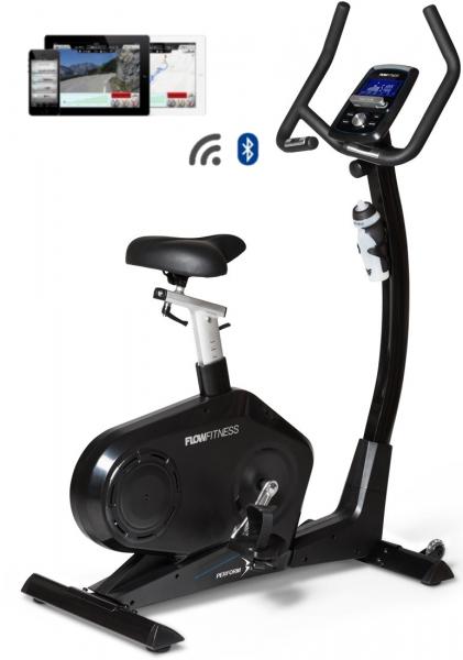 Flow Fitness B3i z profilu + app