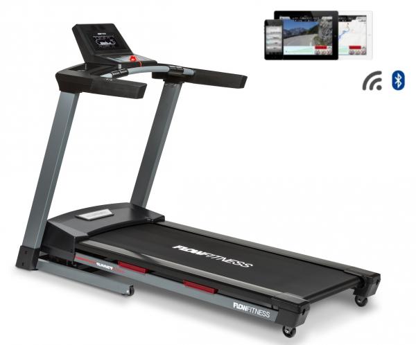 Flow Fitness DTM2000i profil + app