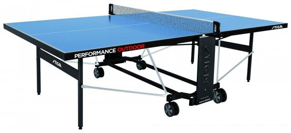 STIGA Performance Outdoor z profilu