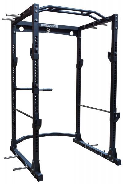 STRENGTHSYSTEM Power Cage - Matte Black