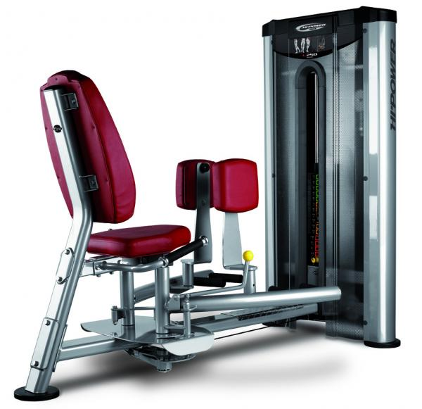 BH FITNESS L250 ABDUCTION AND ADDUCTION