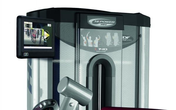 Monitor Smartfocus pro silové trenažéry BH Fitness