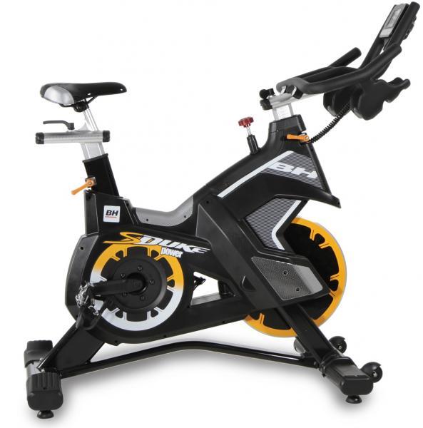 BH Fitness Super Duke Power z profilu