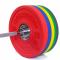 Kotouče bumper plate cross gym naložené1g