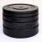 Odhazovací gumové kotouče bumper plate training na soběg