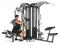 FINNLO MAXIMUM M5 multi-gym přítahy v sedě horní madla