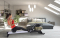 Tunturi R80W Rower Single Rail Endurance promo 3