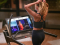 Běžecký pás NordicTrack X32i Commercial X32i přednastavené programy