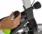 Cyklotrenažér TUNTURI FitRace 30 regulace zátěže