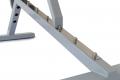 Posilovací lavice polohovací PROFI detail 4g