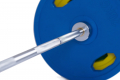 Olympijská činka 135 kg pogumovaná 01g