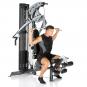 FINNLO MAXIMUM M2 multi-gym stahování kladky na záda