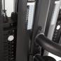 FINNLO MAXIMUM Dual Station LegpressCalf zátěž
