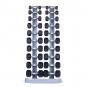 TRINFIT Dumbbell Rack Tower FK01 zpředu