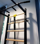 Sport wall bar Kraft - detail hrazda