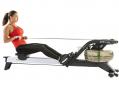 Tunturi R80W Rower Single Rail Endurance promo 2