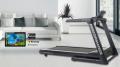 Běžecký pás Finnlo Performance připojení s tabletem
