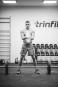 Olympijská osa TRINFIT 2200 mm deadlift