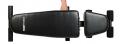 Posilovací lavice FLOW Fitness SMB50 složená 1