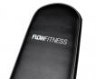 Posilovací lavice FLOW Fitness SMB50 zádová opěrka