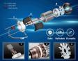 BH Fitness RC12 TFT motor