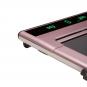 LOOP08 růžový Detail PC z boku