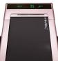 LOOP08 růžový Detail PC