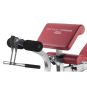 BH Fitness Optima Press Bench G330_bicepsová opěrka