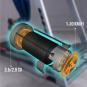 BH FITNESS PIONEER R7 TFT motor