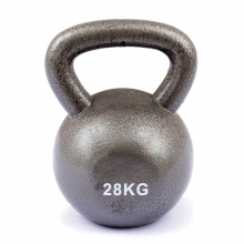 Kettlebell litinový 28 kg