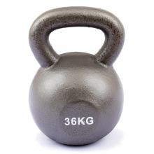 Kettlebell litinový 36 kg